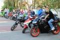 Zlot skuterów i motorowerów