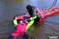 Strażacy ćwiczyli ratownictwo wodne (zdjęcia)