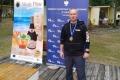 Przytuły Stare: funkcjonariusz ZK uczestniczył w triathlonie