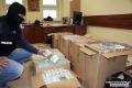 Zabezpieczono 6 tys. paczek papierosów z przemytu (zdjęcia, wideo)