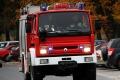 Dwa pożary i wypadek
