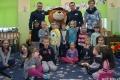 Komisarz Kurpik odwiedził kolejne przedszkole (zdjęcia)