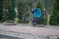 Rowerzystka pod kołami volkswagena (zdjęcia)