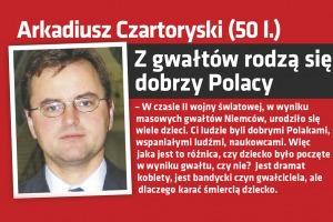 Wypowiedź posła Arkadiusza Czartoryskiego ukazała się w poniedziałkowym wydaniu Super Expresu