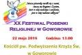 Festiwal Piosenki Religijnej w Goworowie po raz dwudziesty