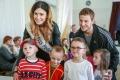 Wieczór charytatywny dla Zosi z Ewą Mielnicką (zdjęcia, wideo)