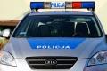 Zderzenie osobówek na ul. Stacha Konwy