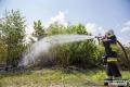 Spłonęło ponad 1,5 hektara lasów (zdjęcia)