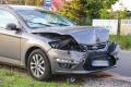 Wypadek w Antoniach (zdjęcia)
