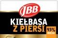 JBB Kiełbasa z piersi. Aż 93 proc. mięsa