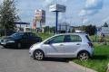 Samoparkująca toyota w Ostrołęce