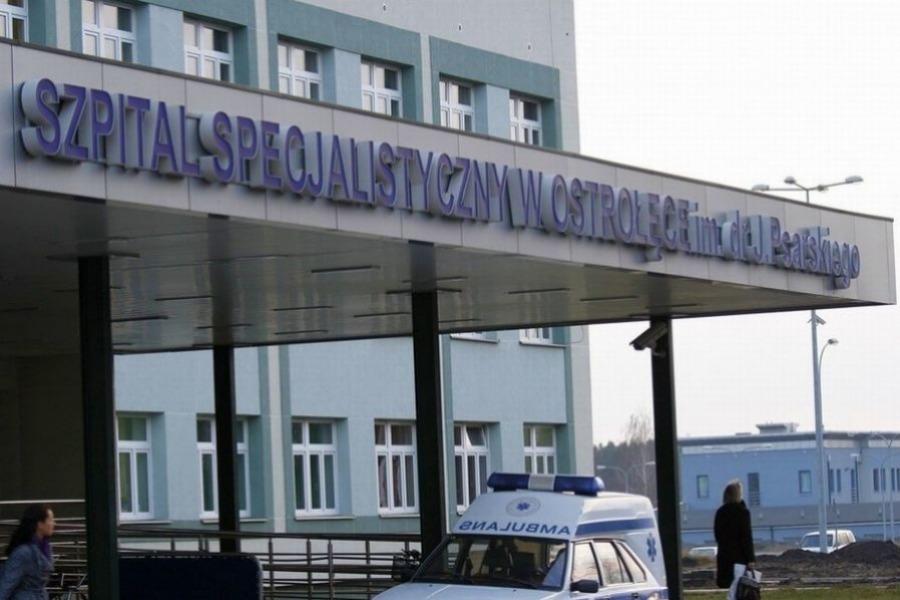 Wspólne Bezpłatna kolonoskopia w ostrołęckim szpitalu (zapisy) - Moja  @CB-99