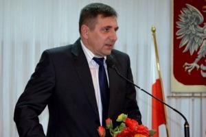 Bogdan Bagiński, dyrektor MODR Ostrołęka, fot. Starostwo Powiatowe w Makowie Mazowieckim