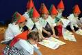 Pasowanie na przedszkolaka w PM nr 10 (zdjęcia, wideo) -szkic