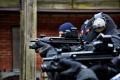 Szkolenie dla grupy konwojowej z zakładu karnego (zdjęcia) - szkic