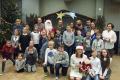 W klubie 'Lokator' gościł święty Mikołaj (zdjęcia) szkic