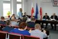 Wójt gminy Łyse z absolutorium za wykonanie budżetu - szkic