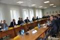 Skromna sesja rady miasta