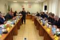 Radni miasta przyznali odznaki 'Za zasługi dla miasta Ostrołęki' (zdjęcia) -szkic