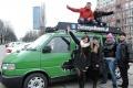 Ostrołęczanie w składzie wyprawy Zielonym Busem po USA