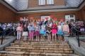 Piknik z udziałem przedszkolaków z Olszewa-Borek (zdjęcia) -szkic