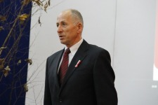 Ryszard Kaliszewski, dyrektor II Liceum Ogólnokształcącego w Ostrołęce Ostrołęka