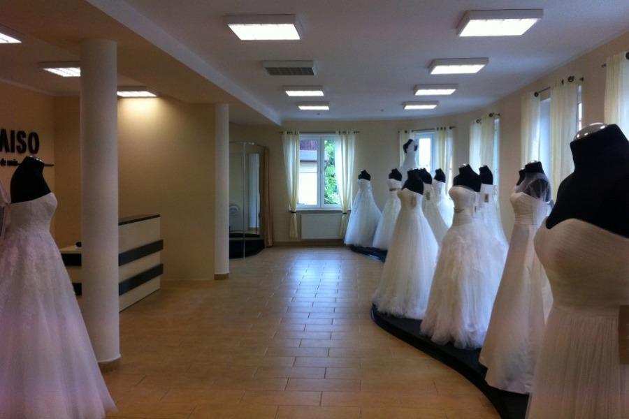salon sukni Ślubnych paraiso zaprasza moja ostro�ęka